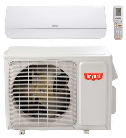 ductless heating and cooling Thornton